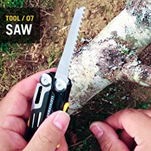 Saw, Leatherman, Leatherman Signal, Multitool, Multipurpose Tool