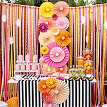 ribbon tassel decorations