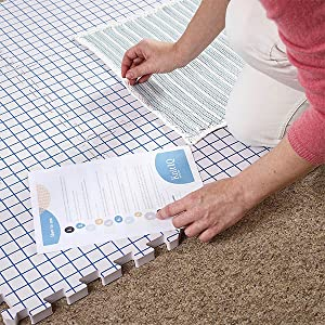 knitiq blocking mats knitting supplies crochet lace t pins wool wash no rinse liquid detergent