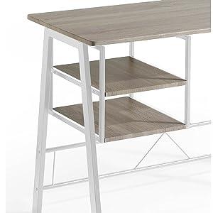 mesa, escritorio, escritorio moderno, escritorio madera, efecto madera,
