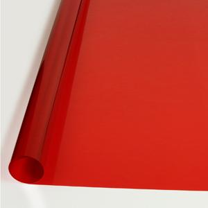bdf CARD color red window film