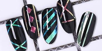 nail,powder,nail,pigment,holographic,laser,nail design,nail diy,nail jewelry,nail decoration