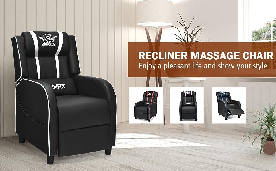 adjuatable relincer sofa