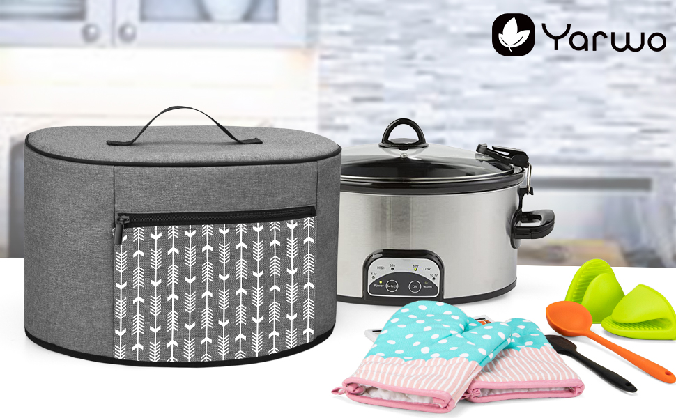 SLOW COOKER DUST COVER