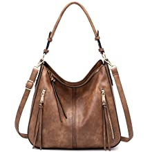 leather hobo bags for women