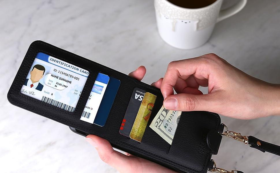 Gear Beast Cross Body Phone Holder iPHone 10, iPHone 11 case