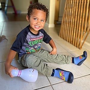 Skidders Baby Boys Grip Shoes Sneakers