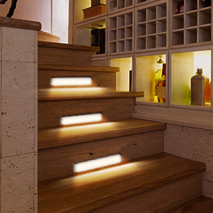 under cabinet motion sensor lighting