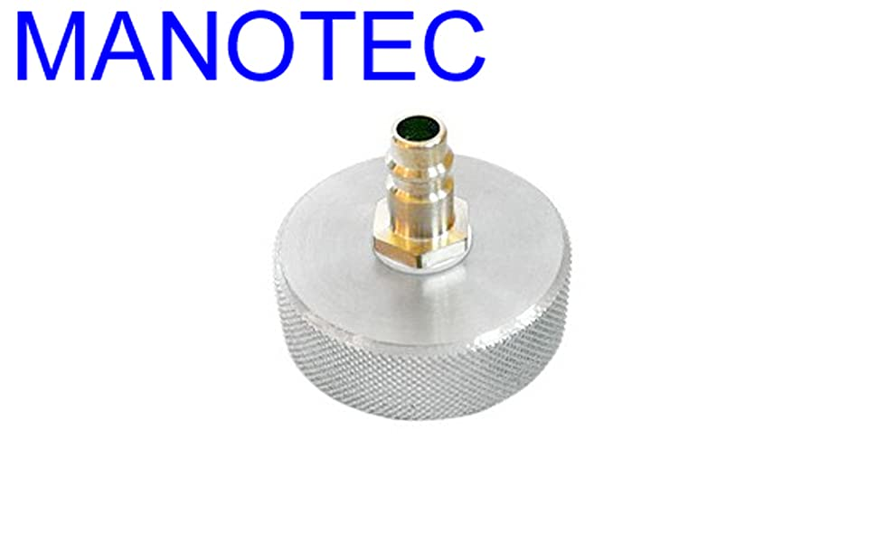 Manotec Bremsenentlüftungsgerät Adapter Nr 20 Bremsenentlüftungsadapter Bremsenentlüfter Adapter Made In Germany Auto