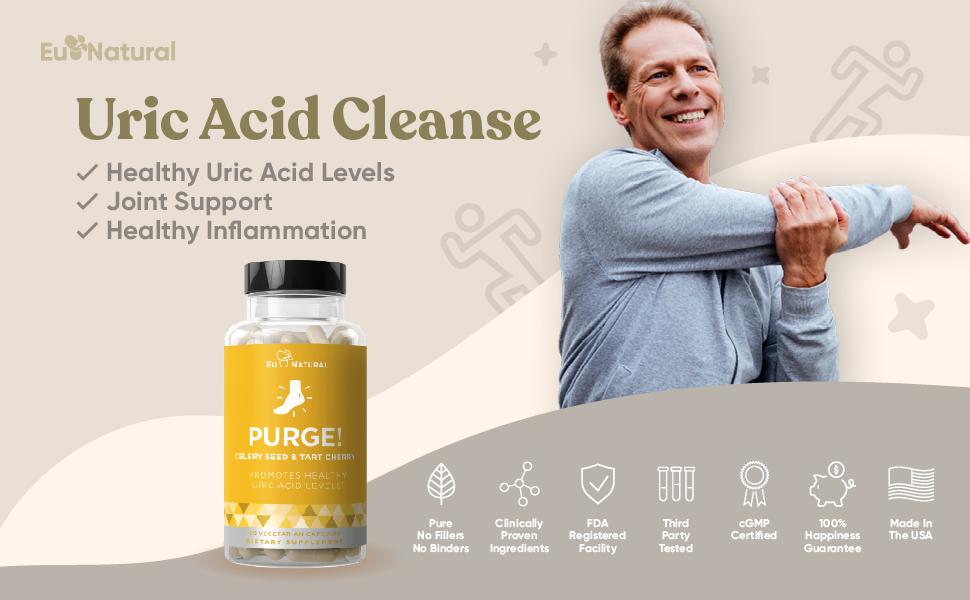 PURGE Gout Uric Acid