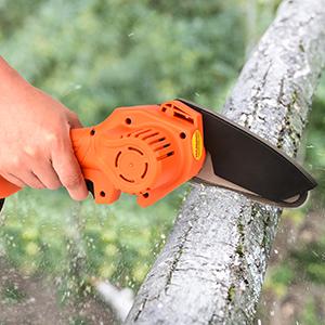 GOXAWEE garden tool kit battery charge chain saw sawyer