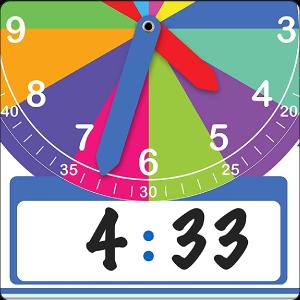 paper demo clock