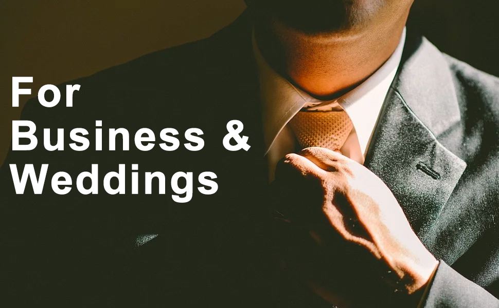 Business or Wedding