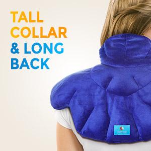 Tall collar