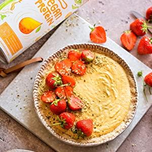 Proteina Vegana | FRESA | Proteína vegetal de arroz ...