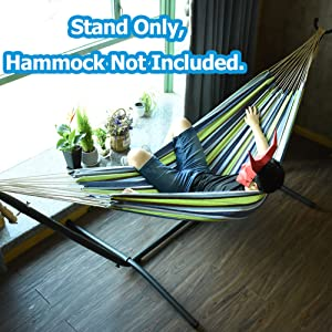 9ft hammock stand