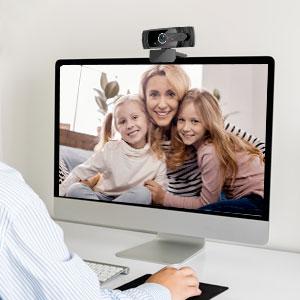 streaming webcam