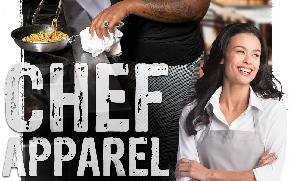 chef coat resistant durable for chef women men gift for chef loves cooking unique chefworks pants