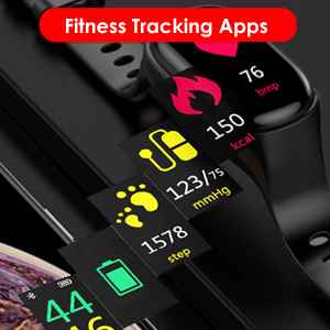 Fitness Tracking Suite