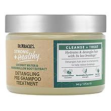 detangling pre shampoo