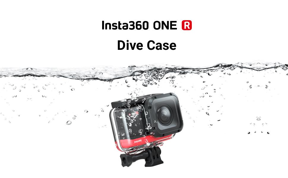 Insta360 ONE R Dive Case