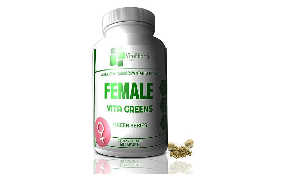 female multivitamin