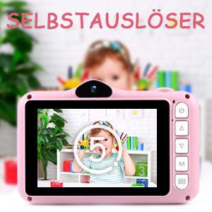 Digitalkamera Kinder mit 3,5-Zoll-Großbildschirm