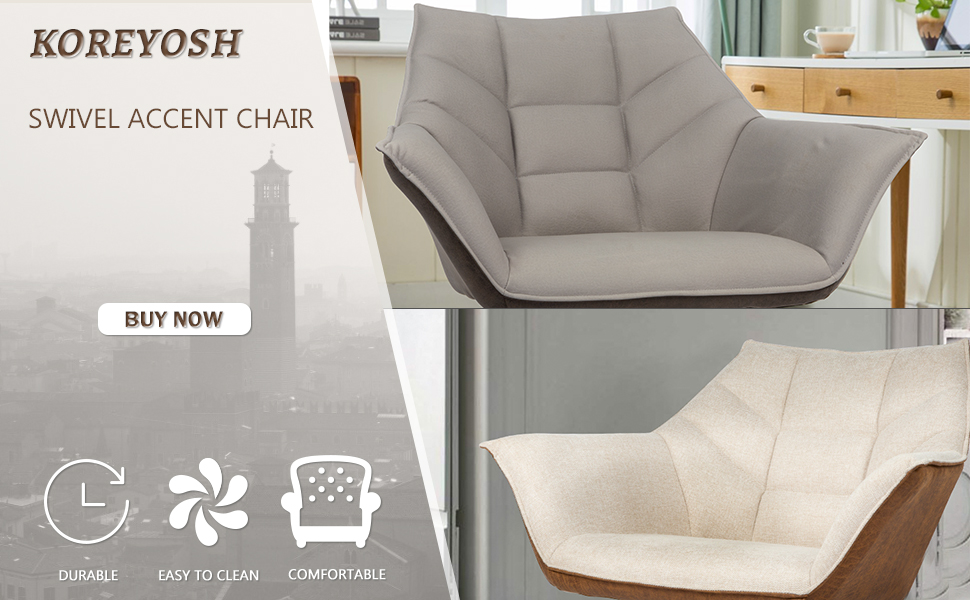 Leisure Swivel Chair