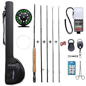 fly fishing full kit