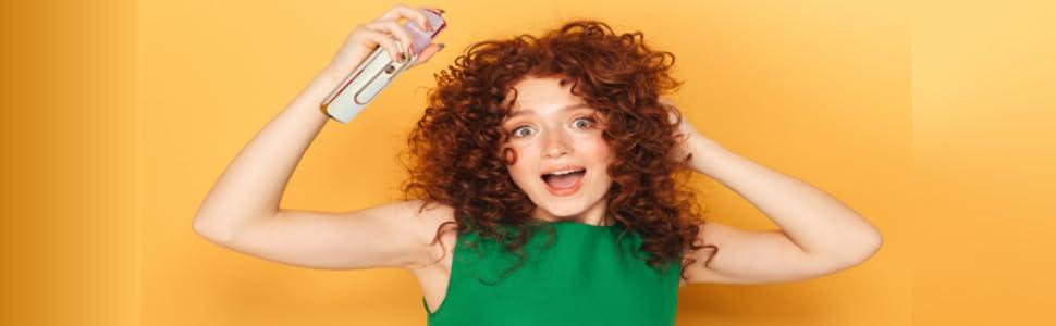 a.c.e Hair Infuser, Dual+, hair refresher, Re-Style, Hydrate, Fragrance, hair perfume
