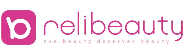 ReliBeauty brand logo