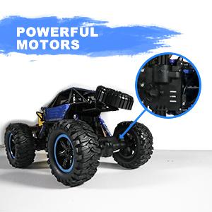 powerful motors