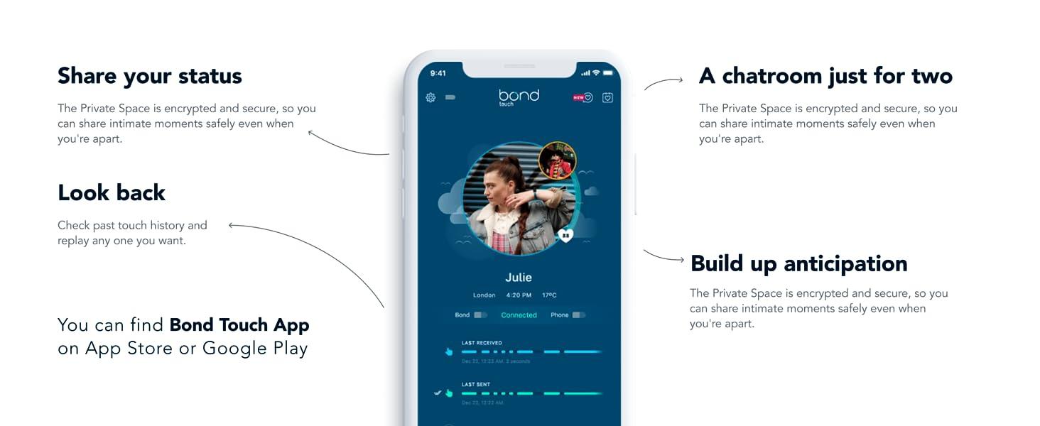 bond touch app
