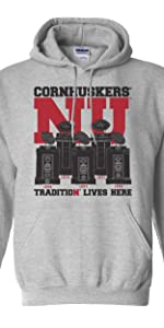 Nebraska Cornhuskers Hooded Sweatshirt