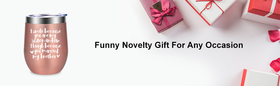 Funny novelty cute gifts presents idea for any occasion
