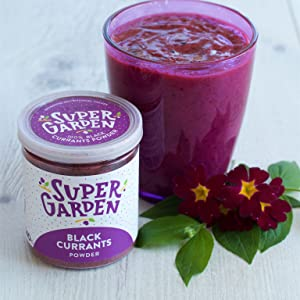 Supergarden brócoli liofilizado en polvo - Producto 100% puro y natural - Apto para veganos - Sin azúcares, aditivos artificiales ni conservantes ...