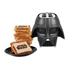 Darth Vader 2 Slice Toaster