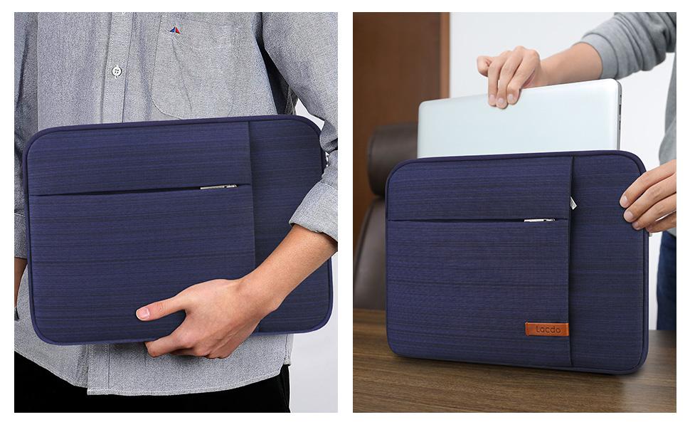 bolsa de manga para laptop