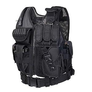 airsoft vest