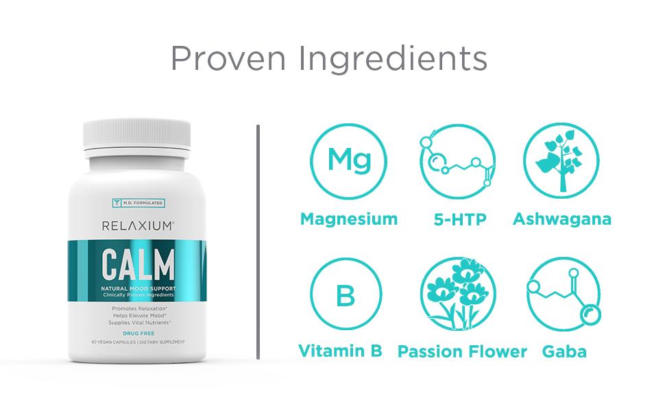 proven ingredients