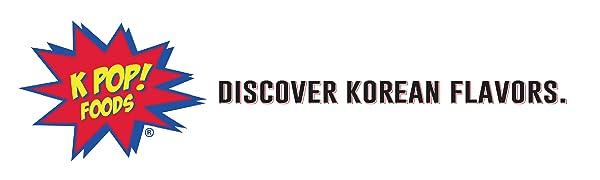 KPOP Foods - Discover Korean Food & Flavors