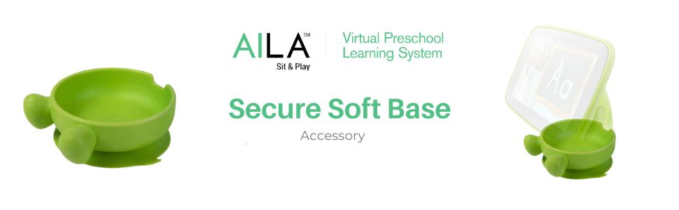 AILA Sit & Play Secure Soft Base