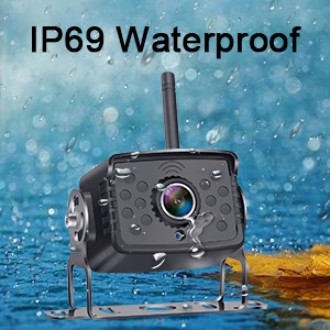 IP 69 waterproof