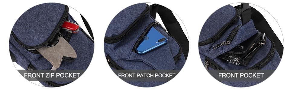 Sling Shoulder Backpacks