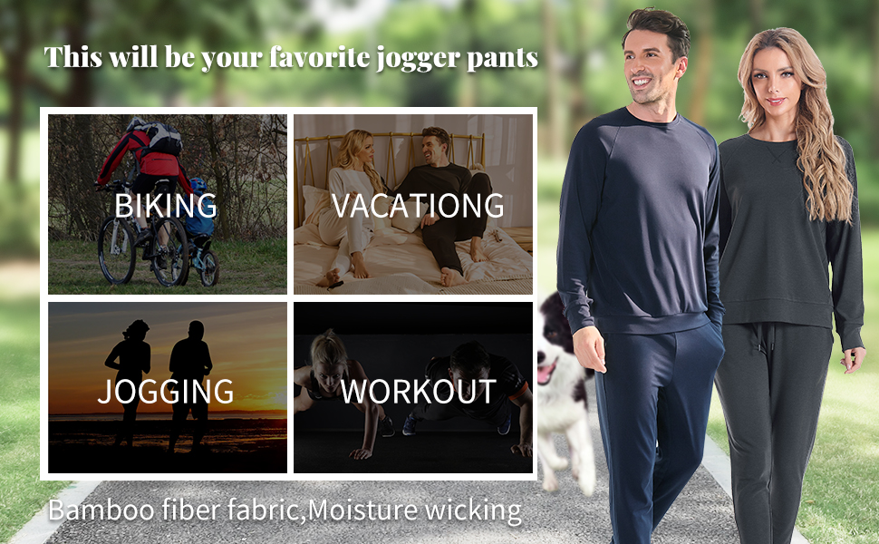 A luxurious all-season jogger: Suitable for every season, sports, travel, fashion occasions and more
