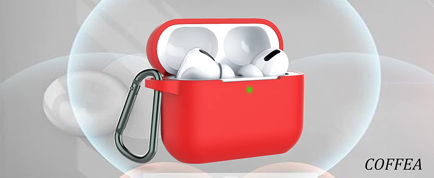 AirPod Pro case red