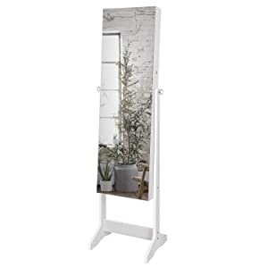 A+ - 2-1 - Bonnlo jewelry armoire cabinet