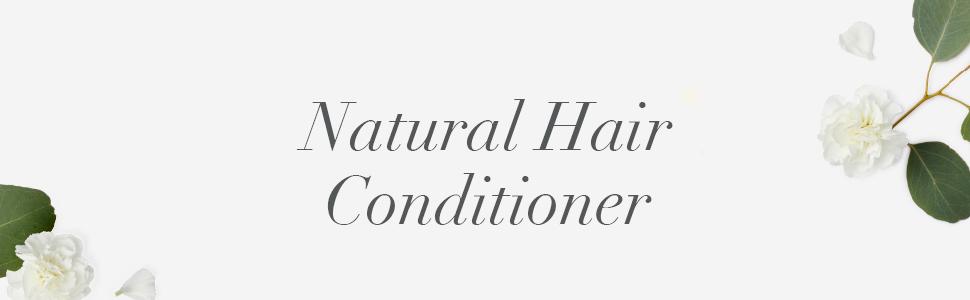 SUKIN NATURAL HAIR - CONDITIONER
