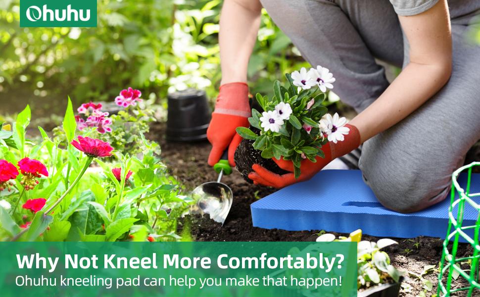 garden kneeling pad knee pad kneeling mat extra thick comfortable for gardening planting