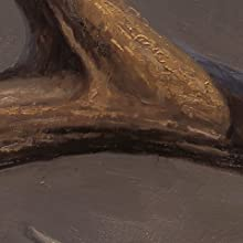 detail of painting